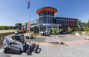 Doosan Bobcat North America Completes West Fargo Headquarters Expansion