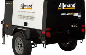 Maxi-Air Portable Air Compressors: Allmand Expands Into Portable Air Compressor Market