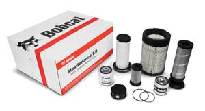 Bobcat M-Series Loader Maintenance Kits