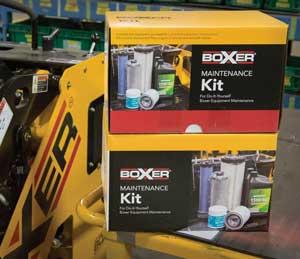 Boxer Maintenance Kits