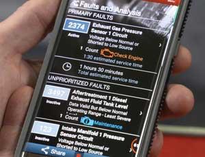 Cummins Guidanz mobile app