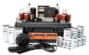 Ditch Witch Orange Armor Uptime Kits