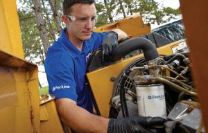 Diesel Engine Filtration: Understanding the Oil, Fuel and Air Filters in Your Off-Highway Engine