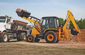 Dig, Load, Maintain, Repeat: Maintenance Routines for Backhoe Loaders