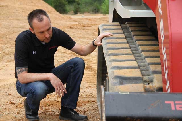Track Loader Maintenance
