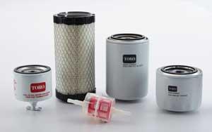 Toro Maintenance Filter Kits
