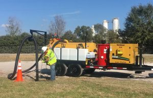 Find out how ECHO Utility Engineering and Surveying benefits from vacuum excavation