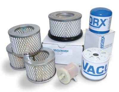 Vacuworx Filter Kit