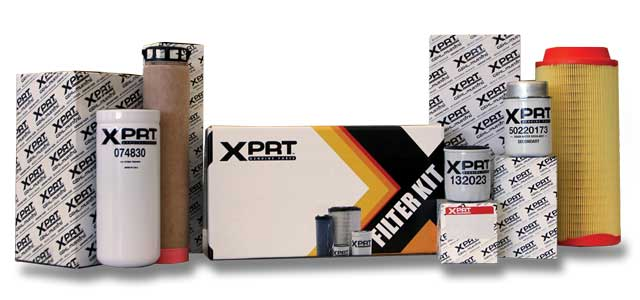 XPRT Genuine Parts for Gehl and Mustang Excavators