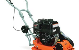 New Line of Yardmax Plate Compactors Pack a Punch