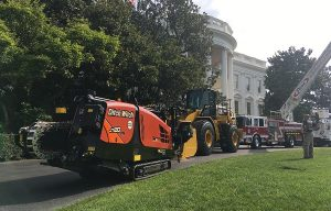 Friday Accolade: Ditch Witch Represents Oklahoma in Made in America Product Showcase at White House