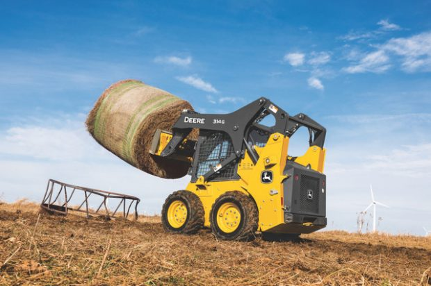 John Deere Introduces New Crop of Worksite Pro Attachments for Agricultural Industry