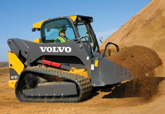 Volvo Track Loader