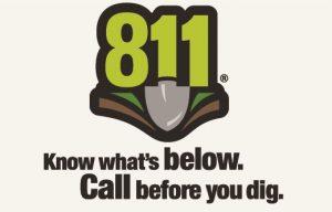 Subsite Reminds Us: April Is National Safe Digging Month