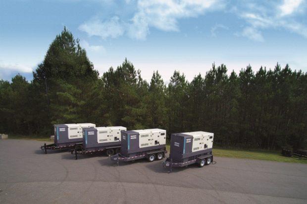 Power Up: Atlas Copco Introduces New QAS Generator Range