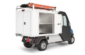 Club Car Introduces Improved Van Boxes for Carryall 500, 700 Work Utility Vehicles and Carryall 510, 710 LSVs
