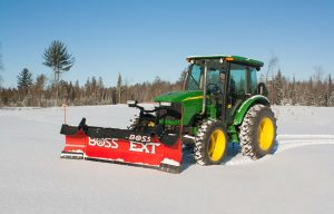 BOSS Reveals More Innovations in Snow and Ice Control for Upcoming Winter Season