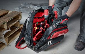 Friday Fun: Treat Yourself to a Milwaukee Tool Ultimate or Low-Profile Backpack