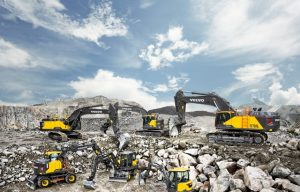 Changes in Volvo CE Dealer Network Reflect the Company's Strategy to Lead in Customer Value