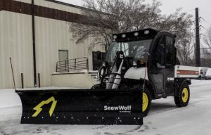 SnowWolf Introduces All-New, Redesigned ProPlowFX for Compact Machines