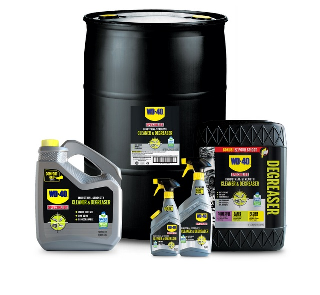 WD-40 Specialist Cleaner & Degreaser_Family Shot