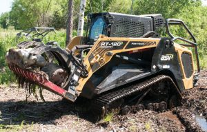 ASV Compact Track Loaders Summarized — 2017 Spec Guide