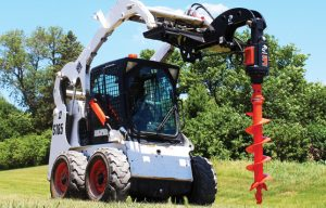 Boring Work: Learn to Pair an Auger Attachment to Your Prime Mover