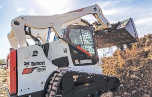 Bobcat Compact Track Loaders Summarized — 2017 Spec Guide