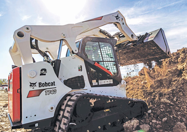 Dealer Watch: Bobcat Introduces Two New Lyle Machinery