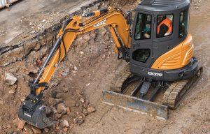 Case Compact Excavators Summarized — 2017 Spec Guide