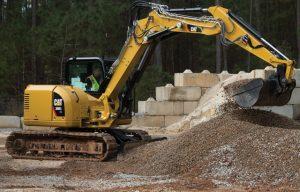 Caterpillar Compact Excavators Summarized — 2017 Spec Guide