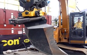 Excavator Tiltrotator Experts at Engcon Invest Millions in New Test Facilities