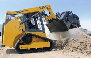 Gehl Compact Track Loaders Summarized — 2017 Spec Guide