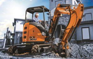 Hitachi Compact Excavators Summarized — 2017 Spec Guide