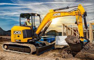 JCB Compact Excavators Summarized — 2017 Spec Guide