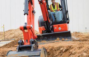 Kubota Compact Excavators Summarized — 2017 Spec Guide
