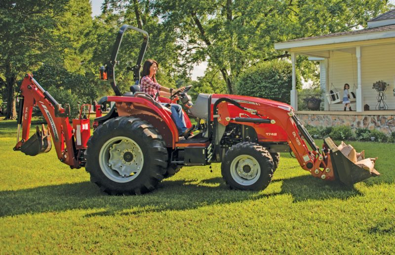 Massey Ferguson Compact Tractors Summarized — 2017 Spec Guide