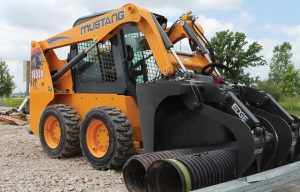 Mustang Skid Steers Summarized — 2017 Spec Guide