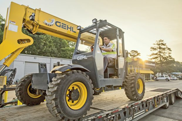 Equipment Rental Industry Forecast Remains Steady, Says ARA