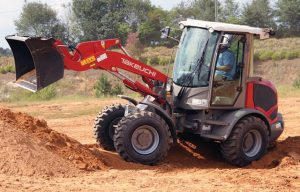 Takeuchi Compact Wheel Loaders Summarized — 2017 Spec Guide