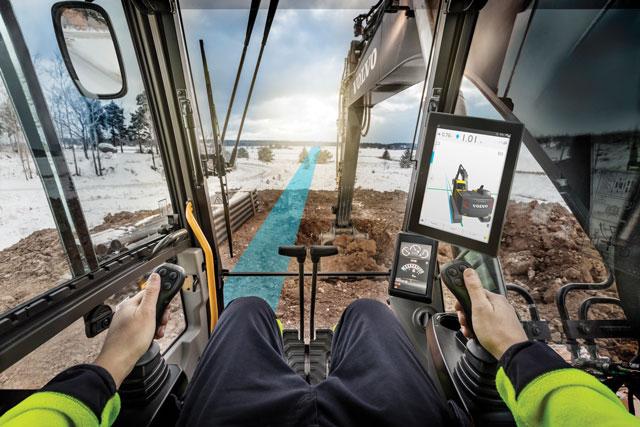 Volvo Dig Assist