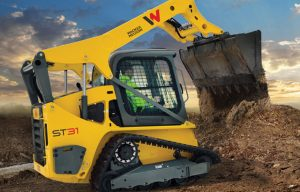 Wacker Neuson Track Loaders Summarized — 2017 Spec Guide