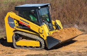 Yanmar Compact Track Loaders Summarized — 2017 Spec Guide