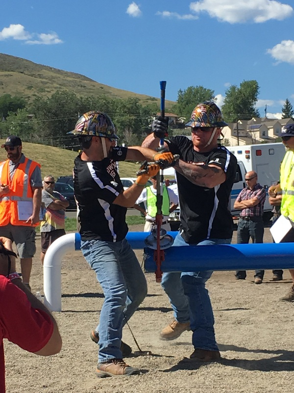 National Gas Rodeo Sponsored By Case Construction
