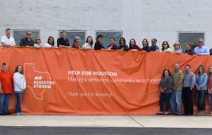 JLG Works with Local Communities to Support Hurricane Harvey Relief