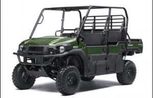 Kawasaki Donates an Additional Five Mule UTVs to Hurricane Relief Efforts in the Southeast US