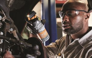 New Liquid Wrench Pro Penetrant and Lubricant with LED-Powered FlashSight Technology