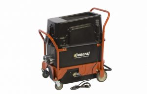 General Equipment Co. Introduces Portable Vacuum System