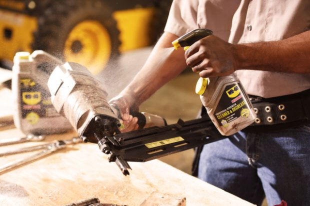 WD-40 Introduces Non-Aerosol Degreasers (Powerful, Safe and Easy to Use)