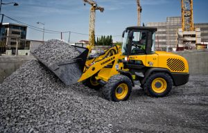 ICUEE Preview: Yanmar America to Showcase Three New Wheel Loaders